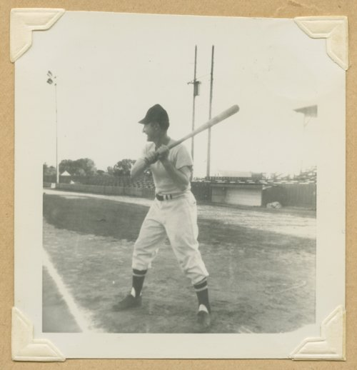 Murphy Malattia of the Topeka Owls baseball team - Page