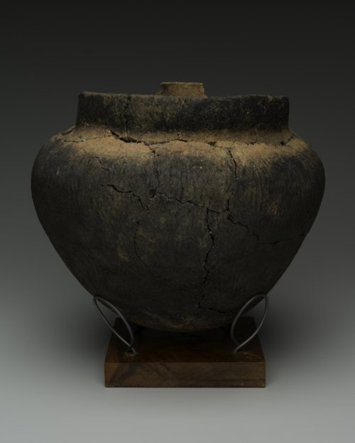 Middle Ceramic Bluff Creek Complex Vessel - Page