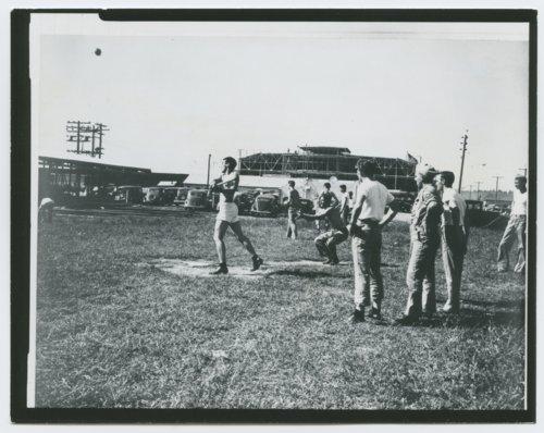 Recreation at the Fairfax Naval Station in Kansas City, Kansas - Page