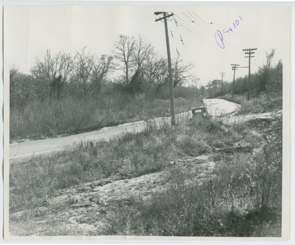 North Tenth Street, south of Quindaro Power Plant, Kansas City, Kansas - Page