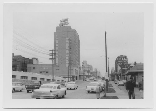 State Avenue looking west from 6th Street, Kansas City, Kansas - Page