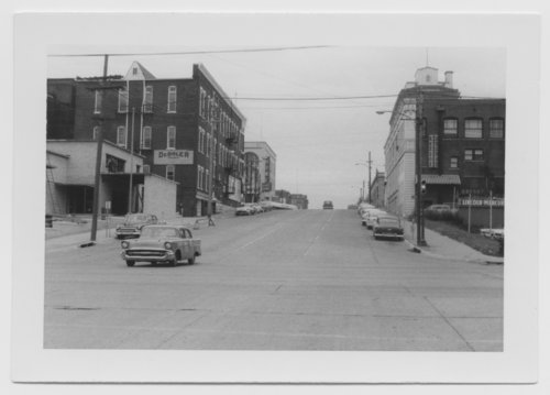 Sixth Street south from State Avenue, Kansas City, Kansas - Page