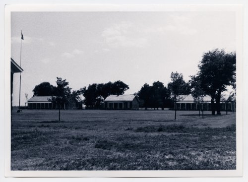 Ft. Larned, Larned, Kansas - Page