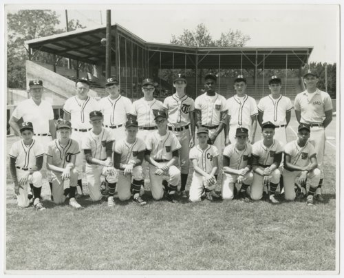 Babe Ruth League team from Topeka - Page