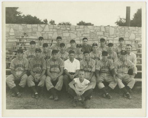 Baseball team in Manhattan, Kansas - Page