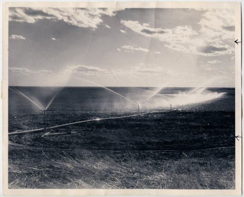 Irrigation, western Kansas - Page