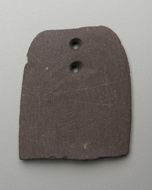 Pipestone Pendant - Page