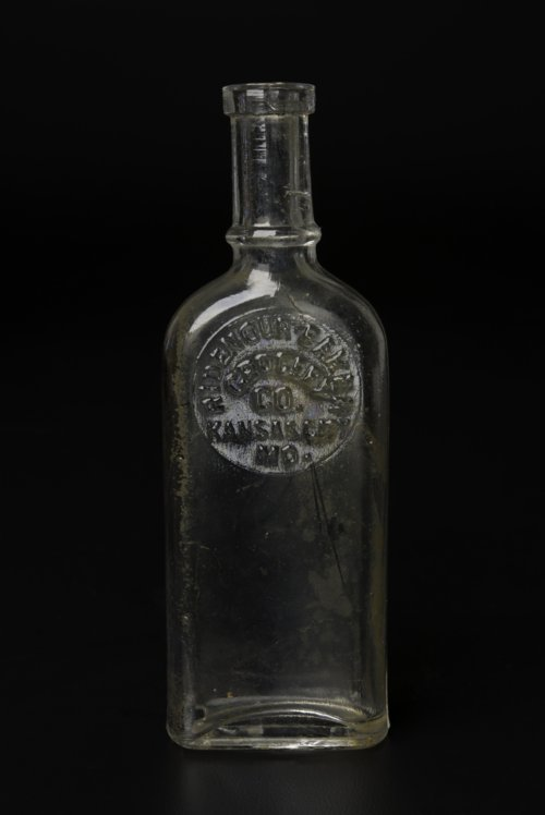 Ridenour-Baker Grocery Bottle - Page