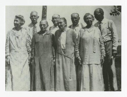 Lanning siblings in Garnett, Kansas - Page