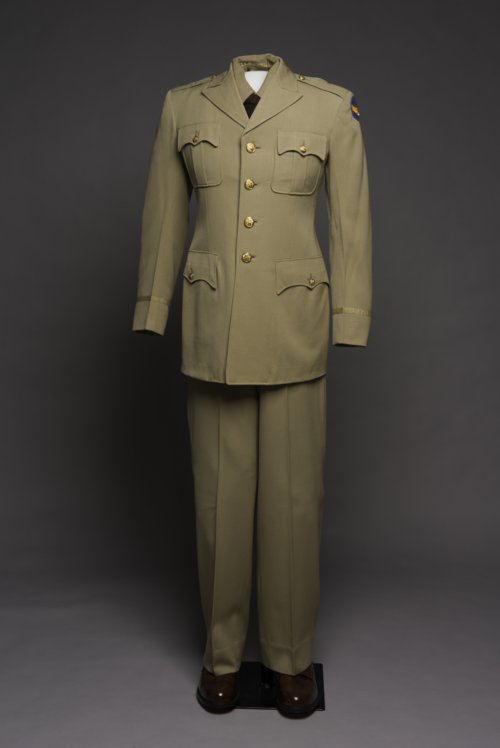 Army Air Force uniform - Page
