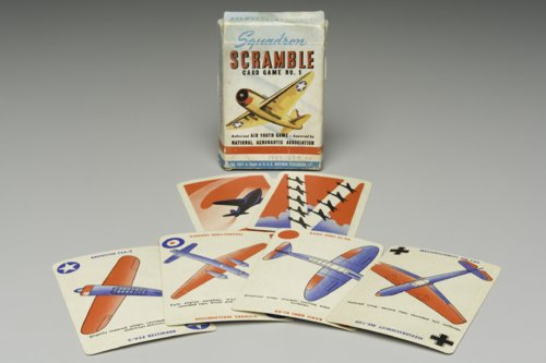Squadron Scramble card game - Page