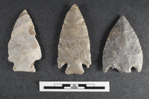 Early Ceramic Period Dart Points - Page