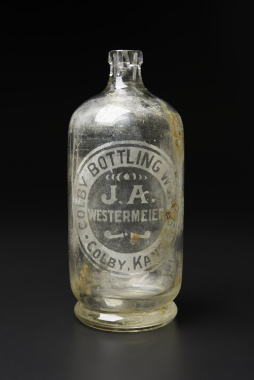 Colby Bottling Works Bottle - Page