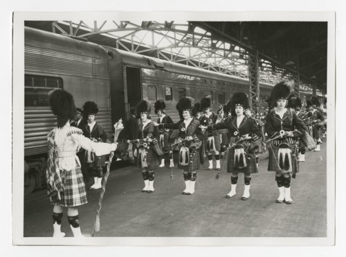 Iowa State University Scottish Highlanders in Kansas City, Missouri - Page