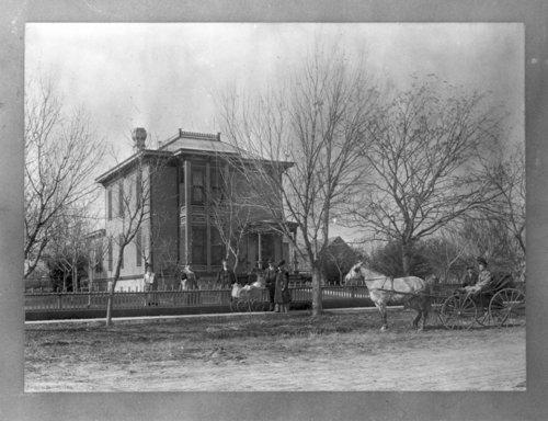 Jestarus Noble Timothy Fuller family home in Miltonvale, Kansas - Page