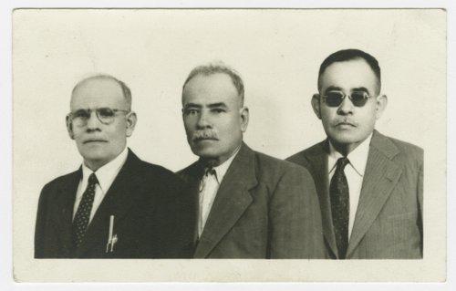 Pedro Lopez, Centro Refugio Aguilera and Juan Aguilera - Page