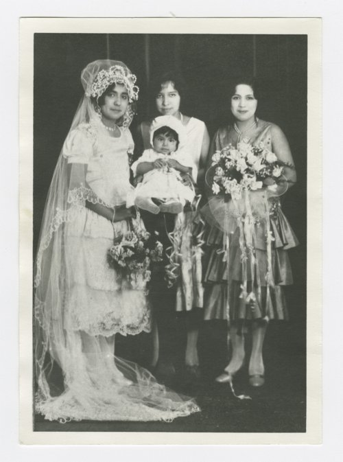 Mabel, Mary, Augustina and Mimi Lopez - Page