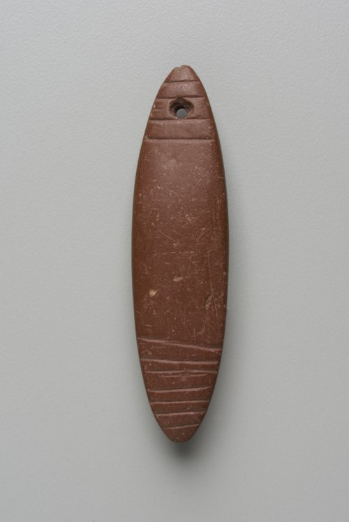 Catlinite Pendant from Jefferson County - Page