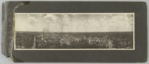 Panoramic view of Topeka, Kansas - Page