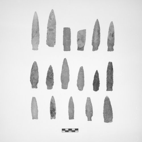 Munkers Creek Projectile Points from the William Young Site, 14MO304 - Page