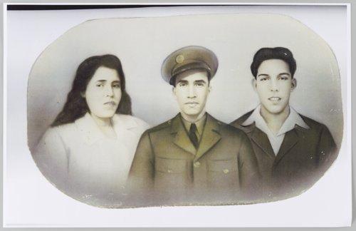 Francis Soza, Phila Soza, and Rudy Rocha Soza - Page