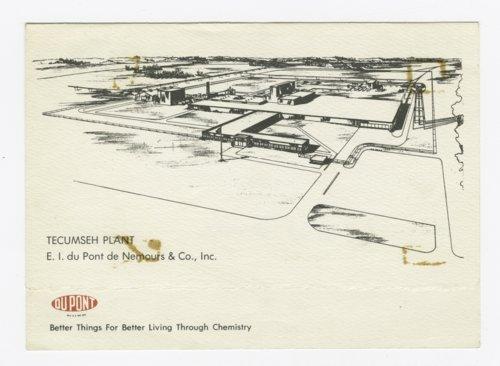 Tecumseh Plant for the Dupont Company, Tecumseh, Kansas - Page