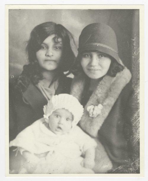Mary Duran Rodriguez, Virginia Villafranco Duran and Gonzalo V. Duran - Page