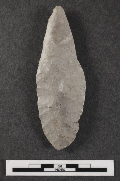 Alternately Beveled Knife from Wabaunsee County - Page