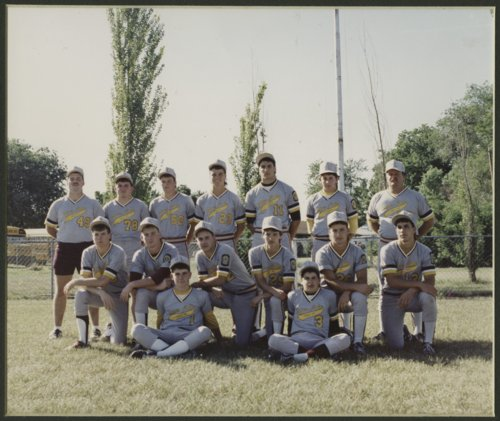 American Legion baseball team in Silver Lake, Kansas - Page