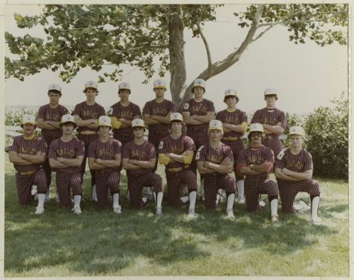 American Legion baseball team from Silver Lake, Kansas - Page