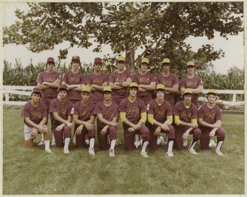 American Legion baseball team from Silver Lake, Kansas - Page