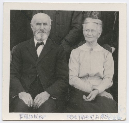 Frank and Olive Jane Richard - Page