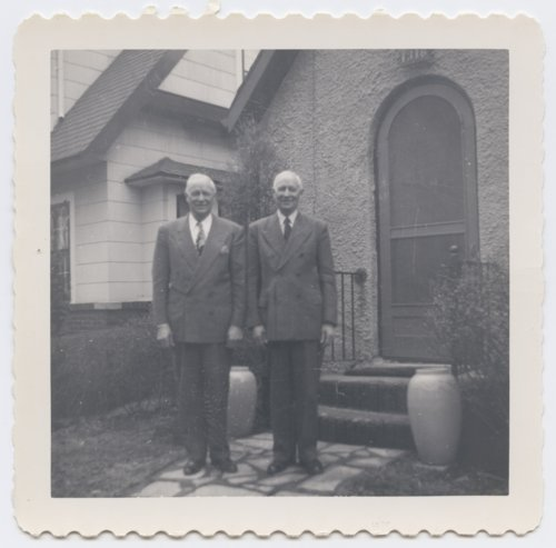 Frank Richard and Charles A. Richard - Page