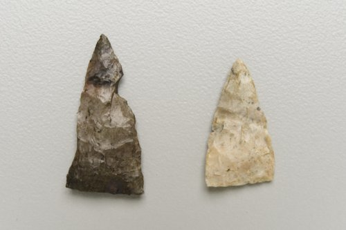 Fresno Arrow Points from the Hallman site - Page
