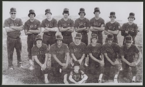 American Legion baseball team in Silver Lake, Kansas - Page