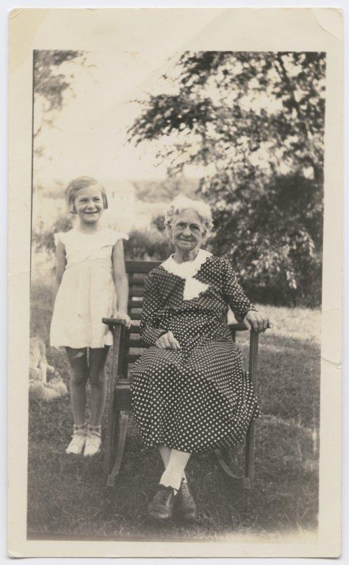 Barbara Ann Richard and Olive Jane Richard - Page