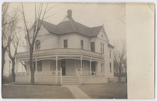 Joseph Ford home in Seneca, Kansas - Page