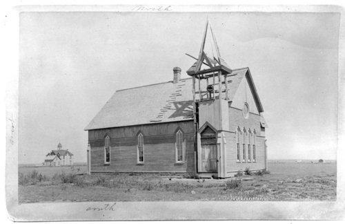 Methodist Church in Hugoton, Kansas - Page