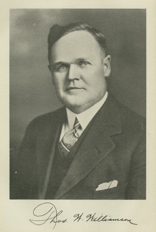 Thomas Wilson Williamson - Page