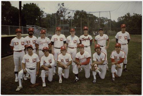 Topeka 7-Up Reds baseball team - Page
