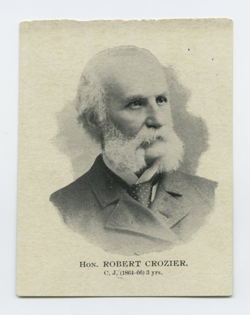 Robert Crozier - Page