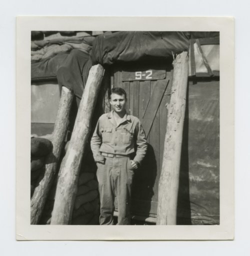 Frank Darrell Timken at the 196th Field Artillery Battalion in South Korea - Page