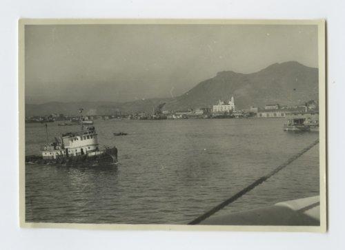 Harbor in Pusan, South Korea - Page