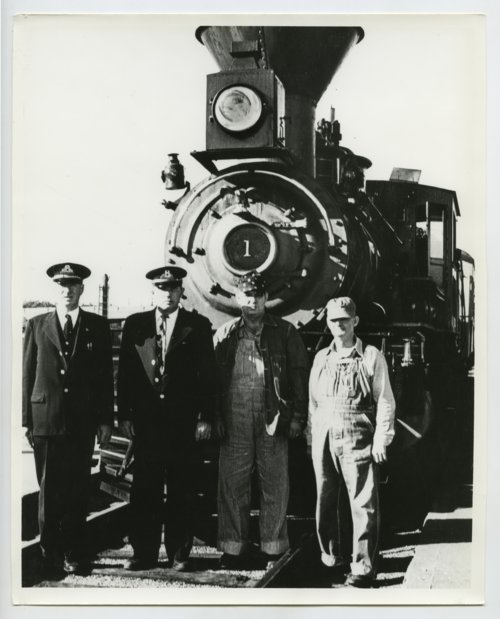 Atchison, Topeka & Santa Fe Railway's Cyrus K. Holliday locomotive #1 - Page