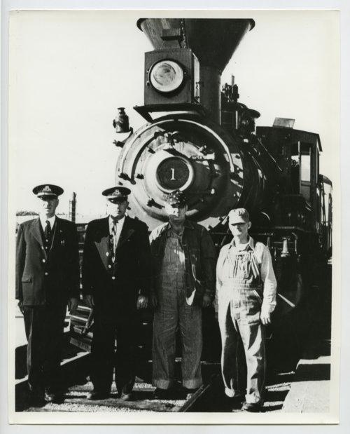 Atchison, Topeka & Santa Fe Railway's Cyrus K. Holliday locomotive #1 - Page