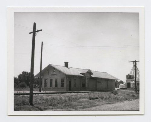 Atchison, Topeka & Santa Fe Railway Company depot, Howard, Kansas - Page