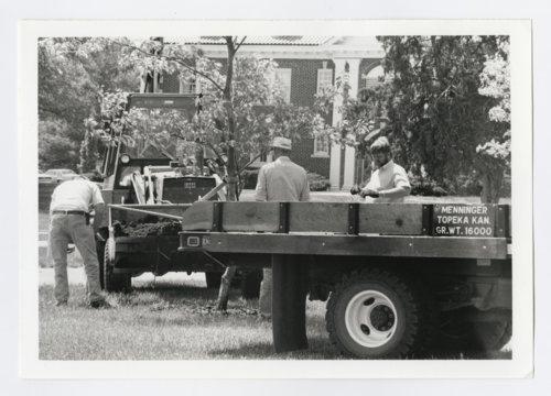 Construction and repairs, Menninger Clinic, Topeka, Kansas. - Page