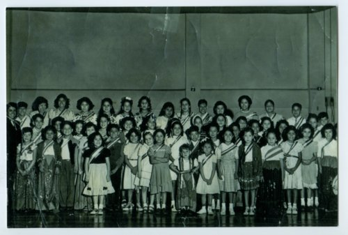 School-aged children at an Independence Celebration in Topeka, Kansas - Page