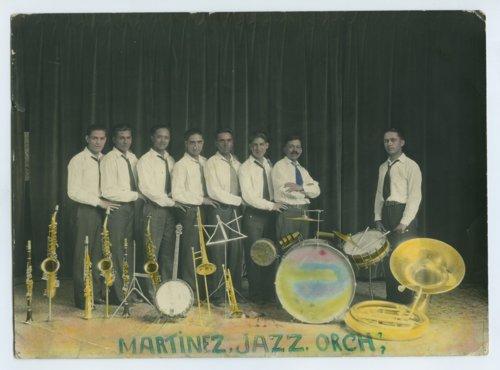Martinez Jazz Orchestra, Topeka, Kansas - Page