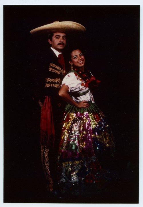 Emilio Rivas and Esther in Topeka, Kansas - Page